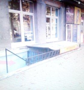 Сдается помещение 42 кв.м Центр.
