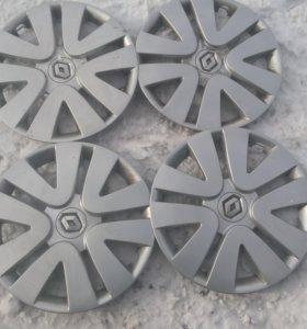 R15 рено колпаки диски