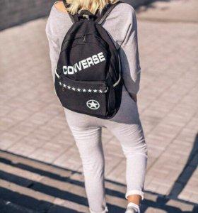 Комплект рюкзак Converse и сумка Nike