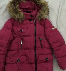 Куртка для девочки р-м 128