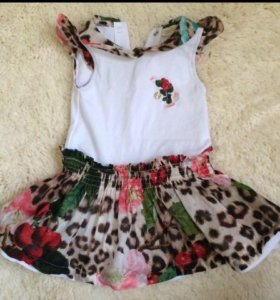 Новое платье-боди