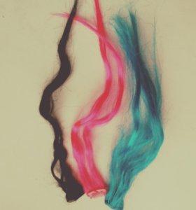 Заколки с волосами