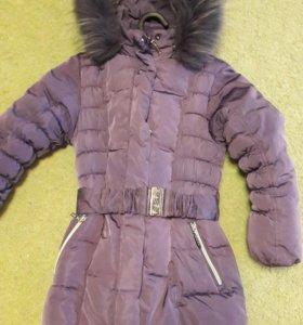 Пальто зимнее фирменное
