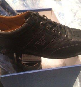 Ботинки Armani Jeans новые