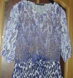 Блуза шифоновая ACASTA р.42-44
