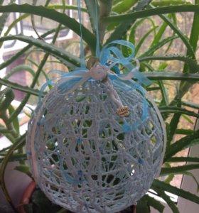 Новогодние шары, под заказ