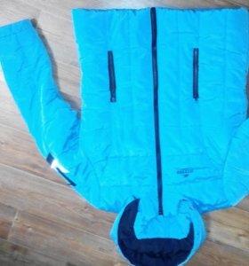 Куртка зимняя, очень теплая, новая