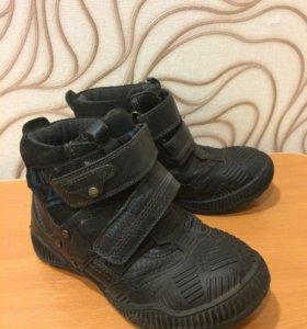 Осенние ботинки kapika 19.5 см по стельке