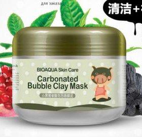 Пузырьковая маска Carbonated Bubble Clay Mask 100g