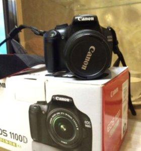 Зеркалка Canon EOS 1100D