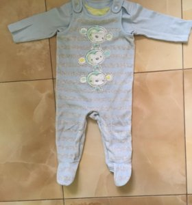2-ка Mothercare 6-9 m
