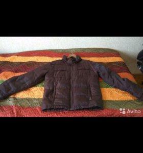 Мужская куртка, пуховик Desam 46-48 M