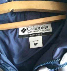 Зимняя куртка Columbia.