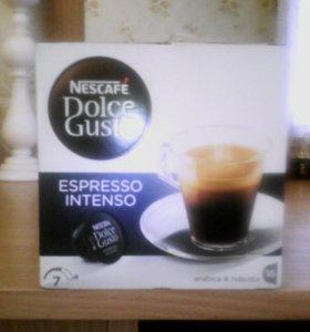 Капсулы для кофемашины.