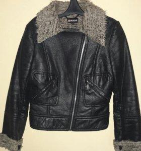 Куртка-косуха утеплённая
