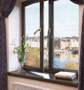 Пластиковые окна для квартир, дач, коттеджей