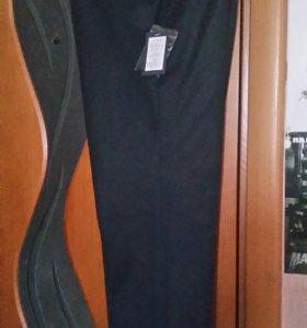НОВЫЕ мужские брюки: размер112; рост188;полнота100