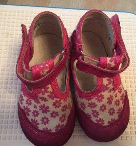 Туфли для девочки, 21 размер