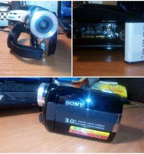 Камера SONY Digital video camera 16.0 megapixel