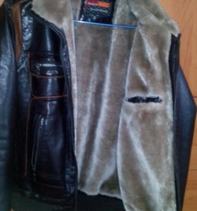 Куртка для подростка,зимняя