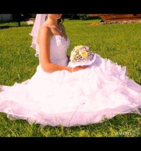 Свадебное платье, 46-48
