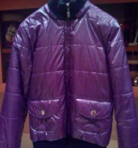 Демисезонная куртка 146-152