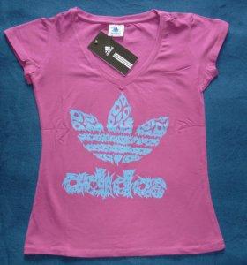 Женская футболка 42-46