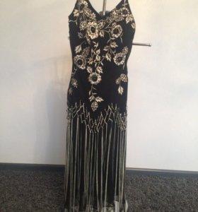 Платье 42р. вечернее новое
