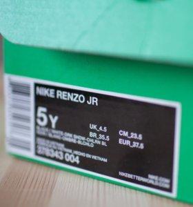 Ботинки осенние Nike