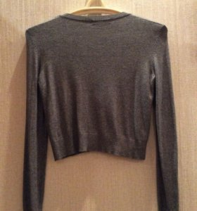Укороченный свитер bershka  xs 40