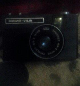 Фотоаппарат коммунистических времен одлучших Вилия