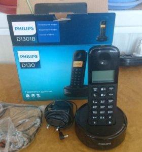 Телефон DECT Philips D130 почти новый