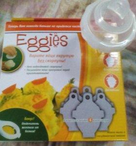 Для варки яиц без скарлупы