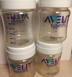 Бутылочки   Avent 125