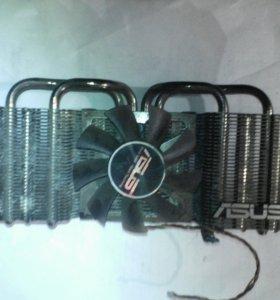 Кулер ASUS GeForce GTS 250