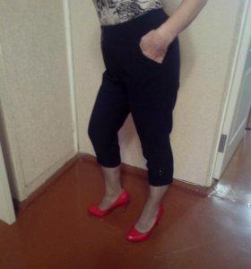 Классические брюки -бриджи