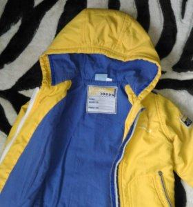Куртка детская димисезонная