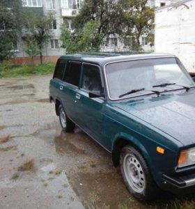 Автомобиль Ваз 2104 , 2007г.в.
