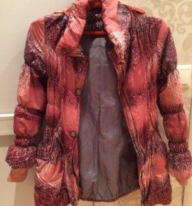 Плащ- Пальто на синтепоне
