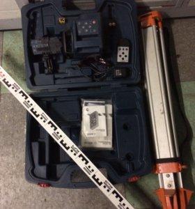 Лазерный нивелир Bosch BL 200 GC + тренога и рейка
