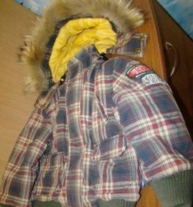 Комплект куртка+штаны hm