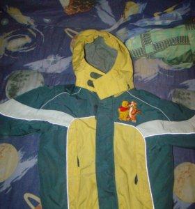 Куртка осень-зима р-р 100