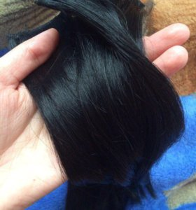 Натуральные волосы(можно перекапсулировать)