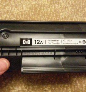 Картридж HP Q2612A (№12A)