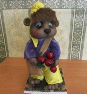"""Мягкая игрушка """"Медведь Гамми"""""""