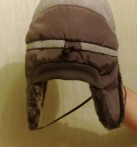 Зимняя шапка для мальчиков