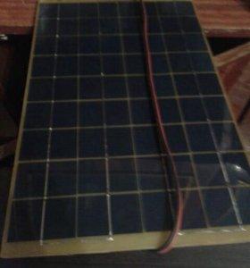Солнечная батарея на 12 вольт