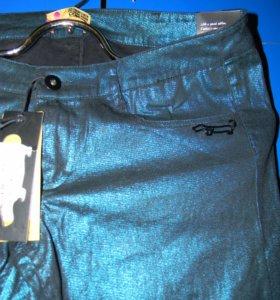 Нарядные джинсы на 46 размер