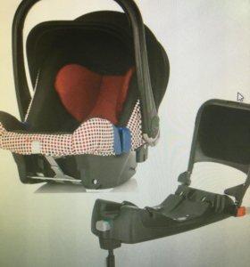 Автокресло Romer Baby Safe Plus SHR || с базой