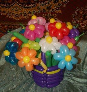 Воздушные шары с бесплатной доставкой по Гатчине